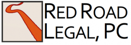 Red Road Legal Banner